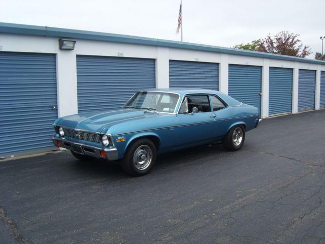 Chevrolet 1972 Nova SS TRIBUTE
