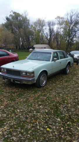 1977 Cadillac Seville Base Sedan 4-Door 5.7L Parts or Repair 25,000 Miles