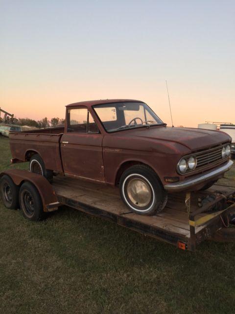 1968 Datusn 520 pickup NO RESERVE