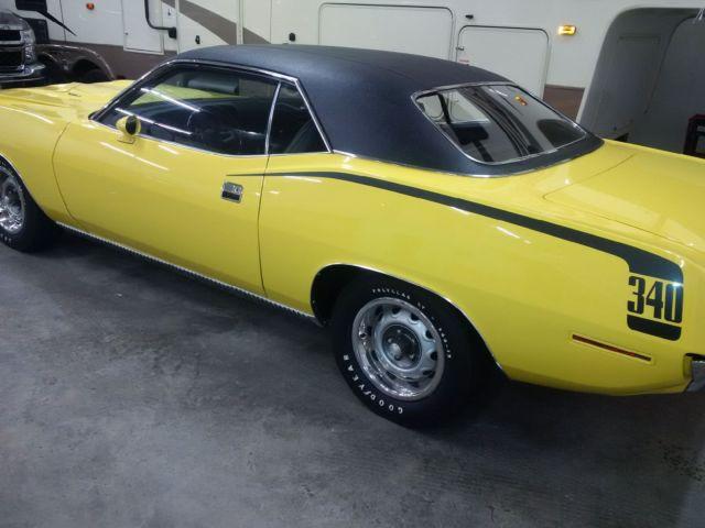 1970 Plymouth Cuda Base 5.6L