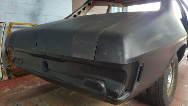Holden HQ Sedan 1973 - L31 V8 Trimatic
