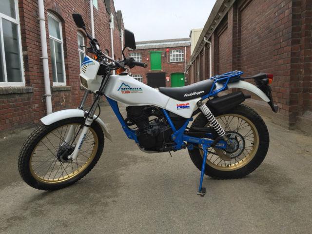 TL125 trials dual purpose 125cc