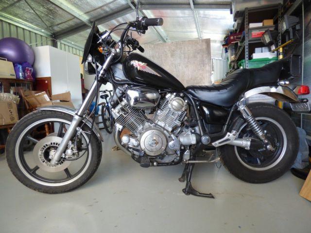 1984 YAMAHA XV1000 VIRAGO