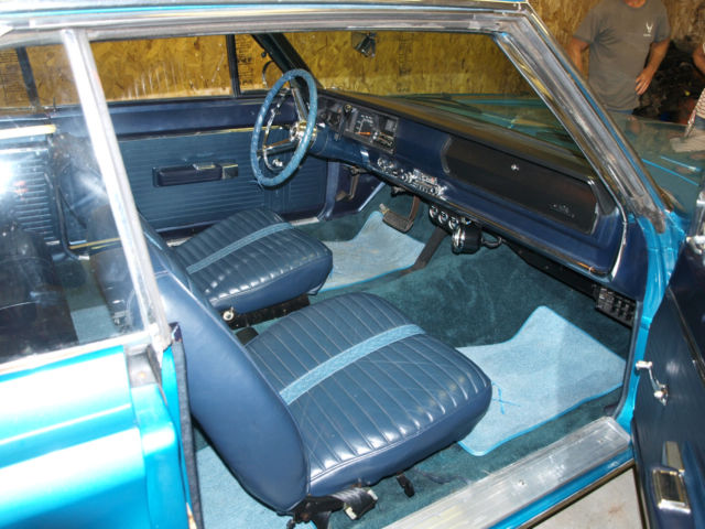 Plymouth Belveder I, partially cloned as GTX