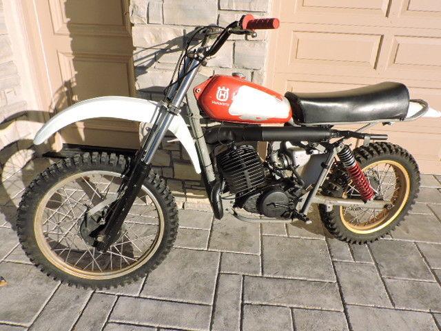1979 HUSQVARNA 250 CR