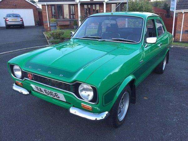 Ford Escort mk1 RS 2000 type 49  classic car outstanding condition