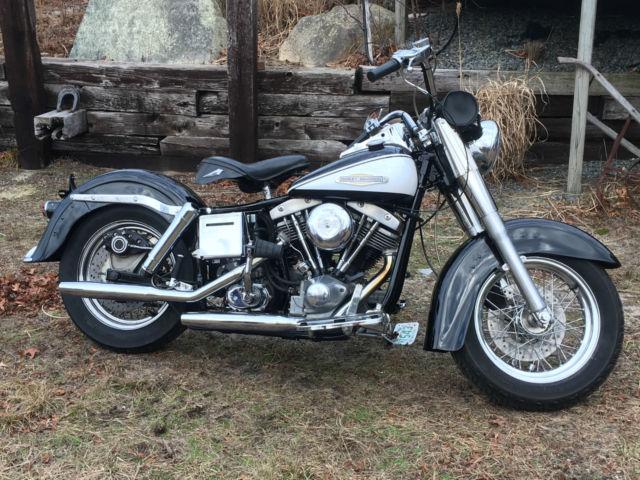 1971 Harley Davidson FX Superglide