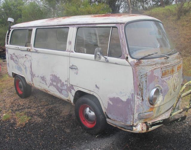 1969 Volkswagen Kombi Lowlight