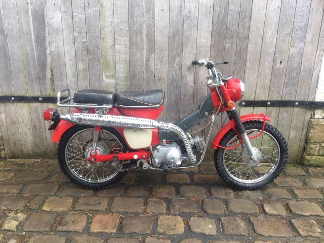 Honda CT90 Classic 1970 Trail Bike