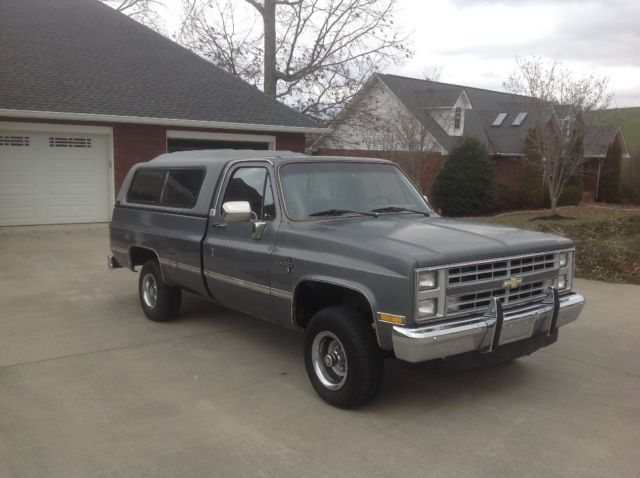 1986 chevy 1500 4x4