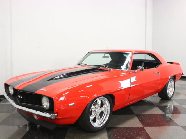 BEAUTIFUL BUILD W/ LS3 V8!! GREAT PAINT/BODY, COLD A/C, PS, PWR FRT DISCS, NICE!
