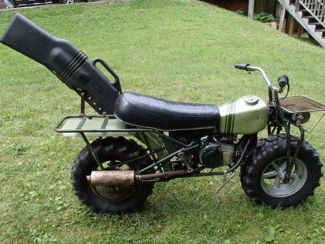 1971 Rokon Scout 2wd Motorcycle For Sale Clayton  Georgia