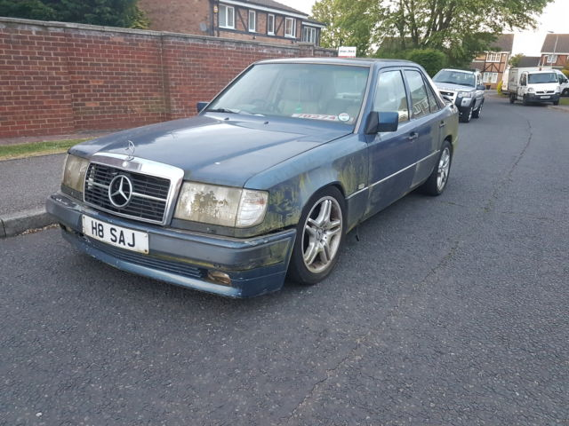 Mercedes 260E Auto Classic Spares and Repairs