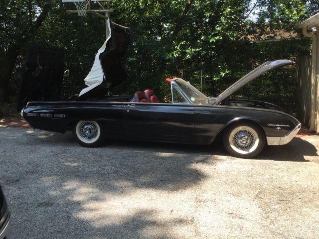 1962 Tunderbird Sports Roadster