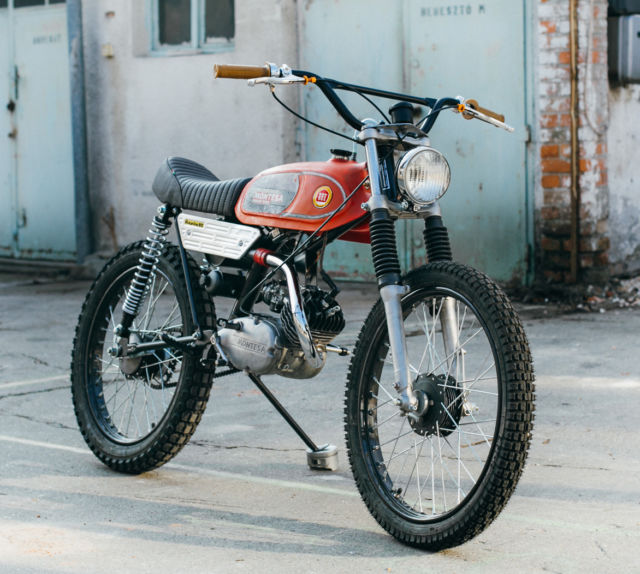 rare vintage MONTESA RAPITA / SCORPION 1976 in collectible conditon