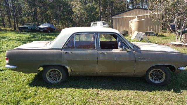 1965 HD Holden Premier Manual
