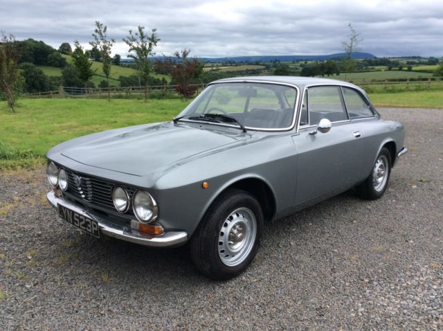 1976 Alfa 1600 GT Junior