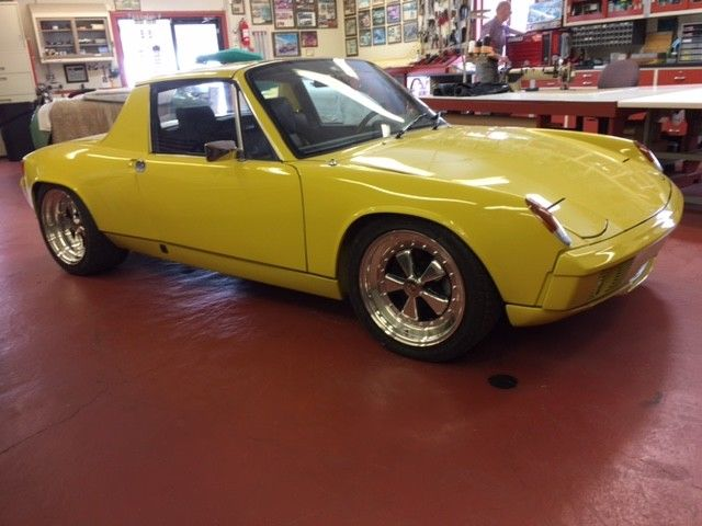 1970 porsche 914-6 One of a kind exceptional restoration