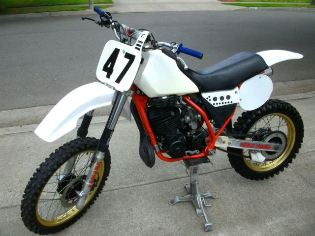1984 Yamaha YZ