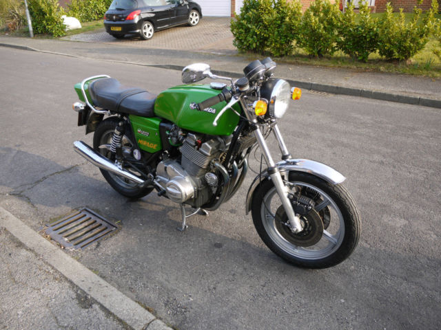 Laverda Mirage 1200 - very clean, tidy and original motorcycle