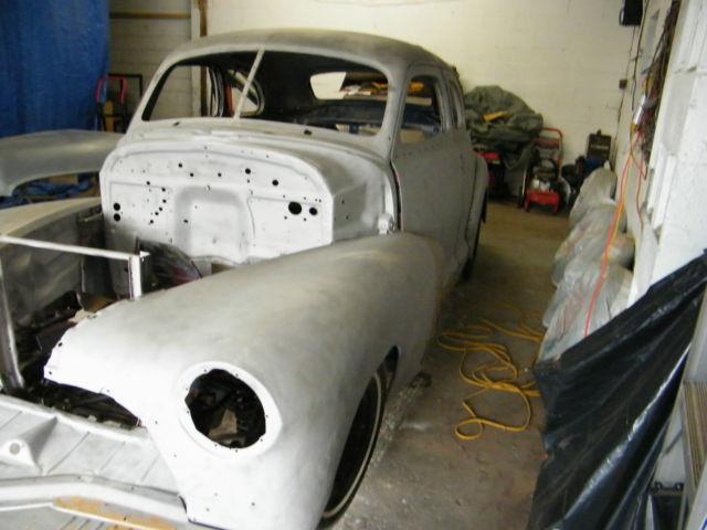 1947 Chevrolet Other 2 Door Sport Coupe