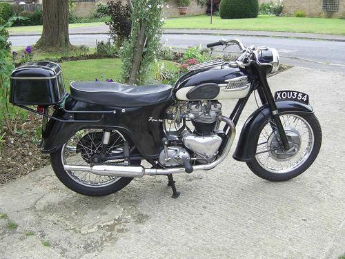 Triumph 1960 Tiger 110 650cc