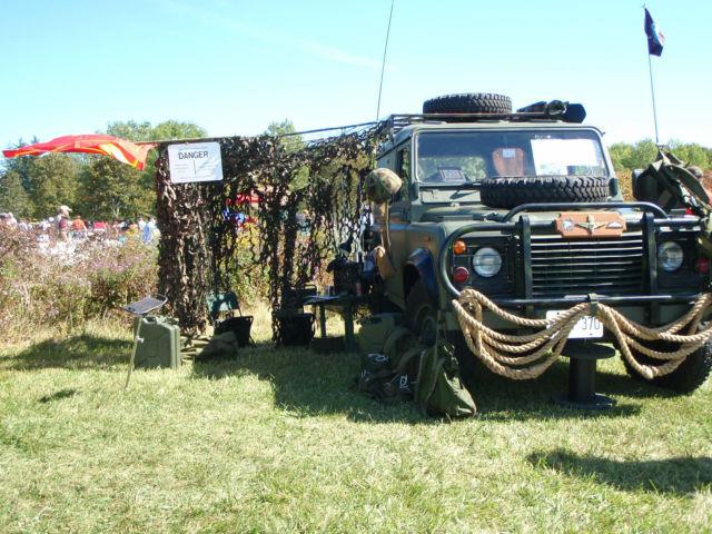 Land Rover : Defender 90