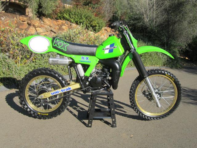 1982 Kawasaki KX