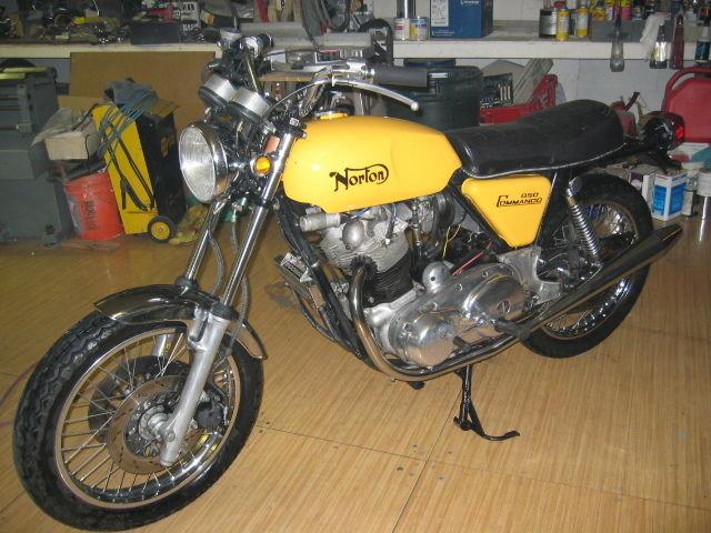 1971 Norton