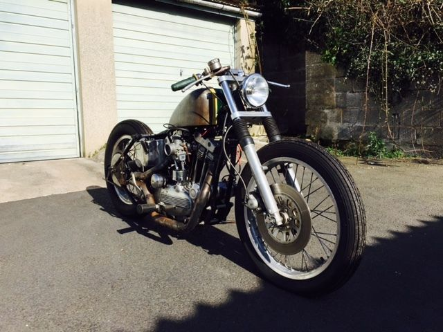 HARLEY DAVIDSON IRONHEAD SPORTSTER 1972 For Sale Stroud United