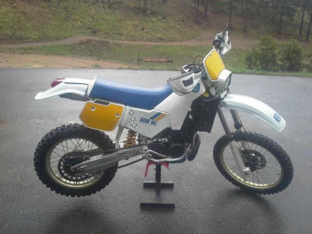 1985 Husqvarna XC500