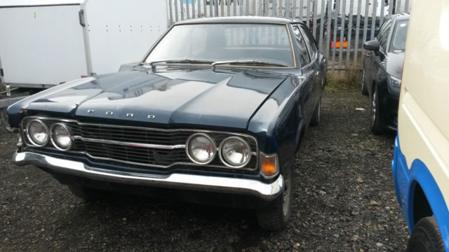 Ford Cortina Mk3 Rare Early Model
