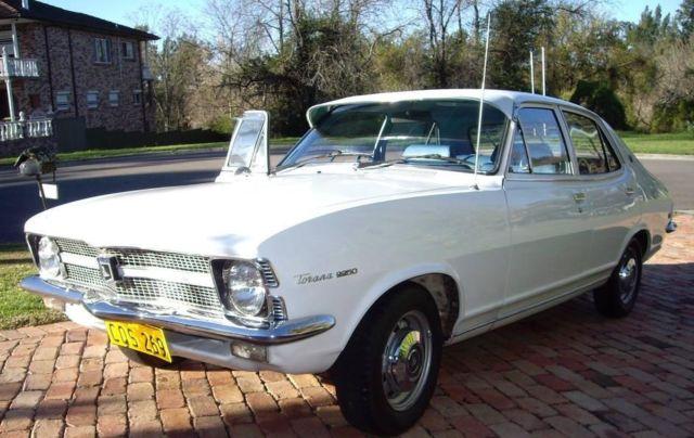 1971 LC Holden Torana S