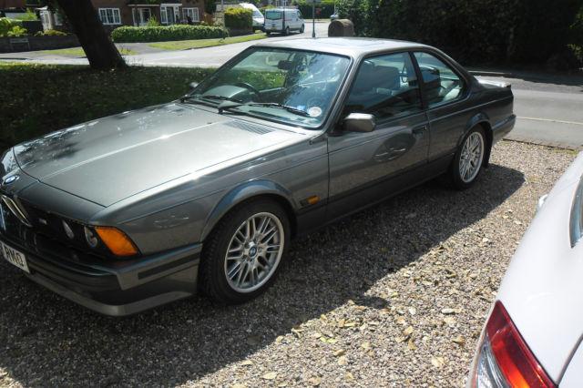 BMW M635CSi Highline 1989 458 of 524