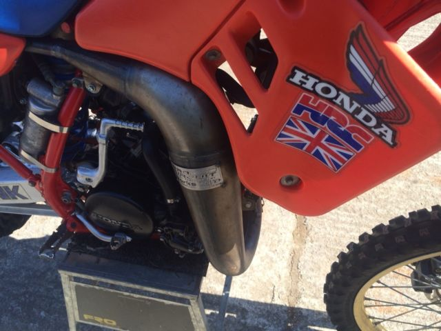 HONDA CR125 1986- MINT CONDITION