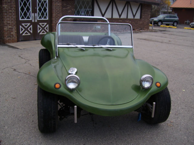 1961 Other Makes Kellison Sandpiper SP-1 Dune Buggy