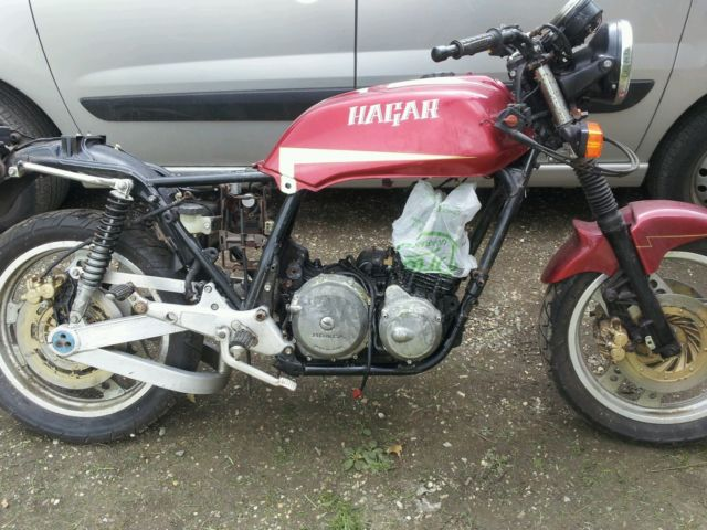 Honda cb900 f2 cb 900 750 cb750 retro spares or repair project