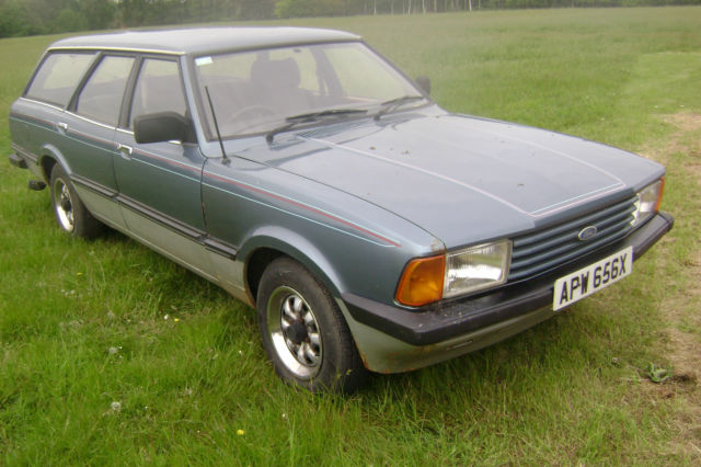 FORD CORTINA CRUSADER 1.6 PINTO ESCORT TYPE ENGINE