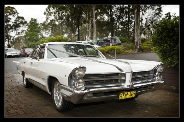Pontiac Parisienne (1965) 4D Sedan Automatic