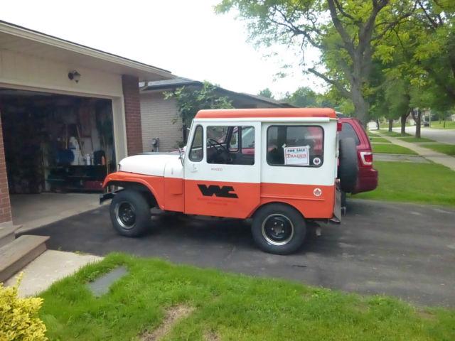 Jeep : Other DJ-5A