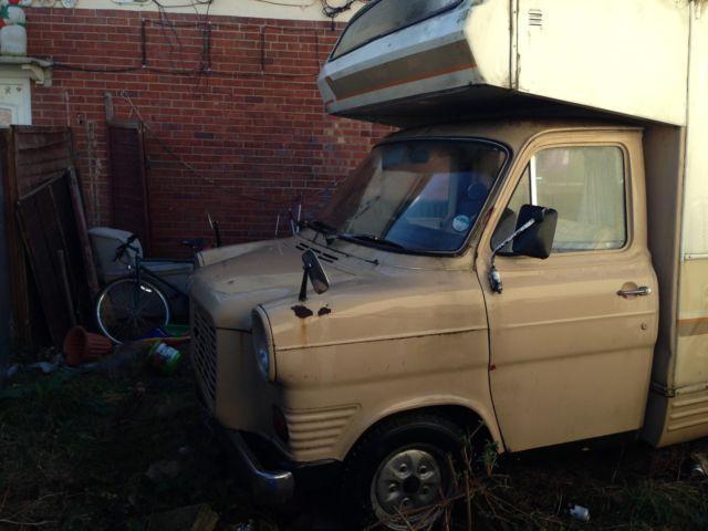 Mk1 Ford Transit Camper