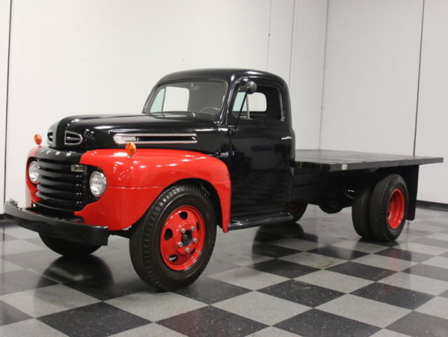 1950 Ford F-6