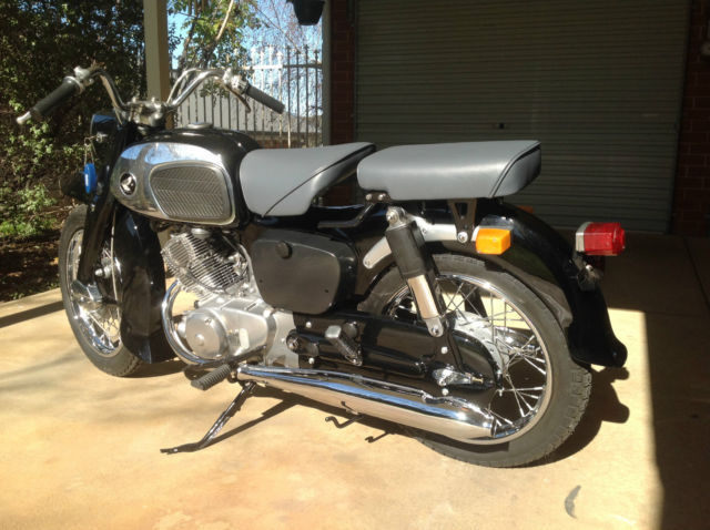 Honda Benly C92 early 1961 for sale