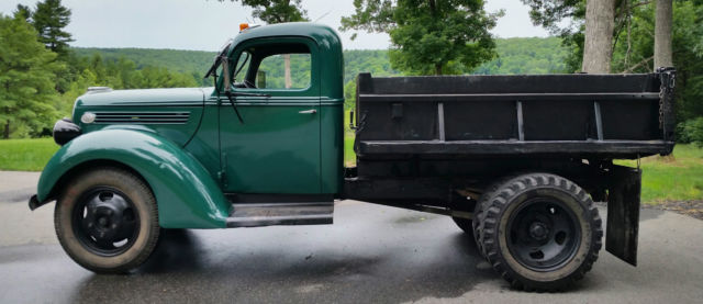 1939 Ford Other Pickups 91U Dump Chassis