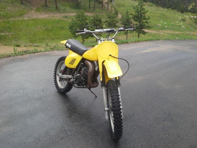 1978 Suzuki RM