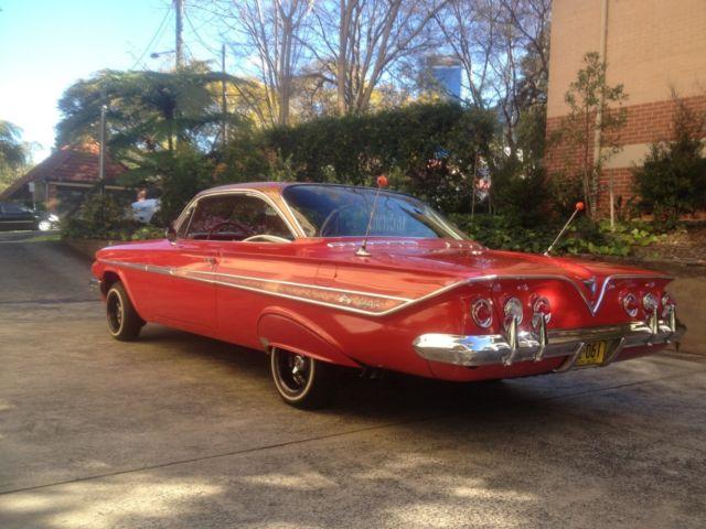 1961 Chevrolet Impala Bubbletop