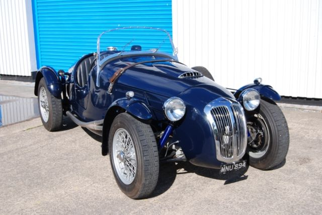 FRAZER NASH  Le Mans Replica 'replica', Crosthwaite & Gardner, detail, history