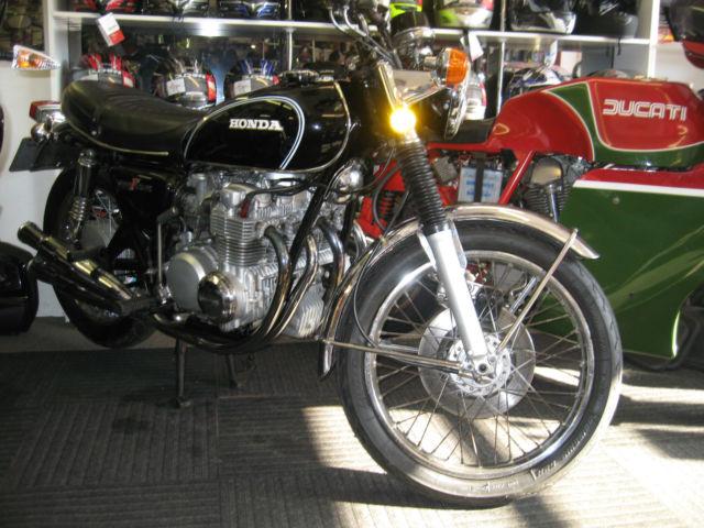 honda Cb500 Four K1 - 1972