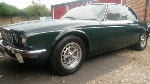 1976 JAGUAR XJ 4.2 C AUTO GREEN
