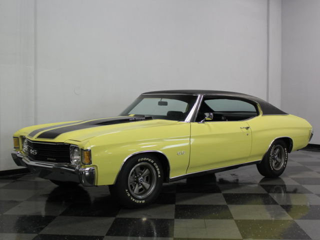 #'S MATCHING CHEVELLE, CORRECT COLOR COMBO, ORIGINAL BUILDSHEET, NICE CAR!